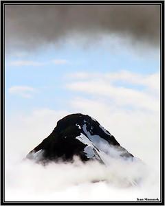 """DARK CLOUDS OVER BESSIE"", Etolin Island, Alaska, USA.-----""TMAVE MRAKY NAD BESSII"",ostrov Etolin, Aljaska, USA."