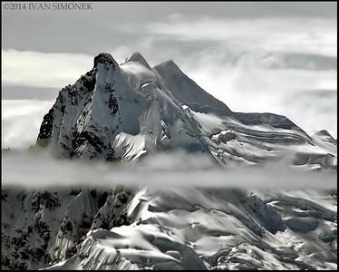 """COASTAL MOUNTAINS 13"",B.C.,Canada."