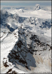 """COASTAL MOUNTAINS 12"",B.C.,Canada."