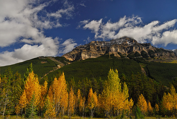 Mt Kerkeslin, Jasper AB