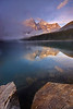 Unravelling- Moraine Lake, AB