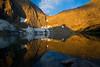Floed Reflections, Kootenay BC