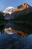 Cavell Lake, Jasper AB