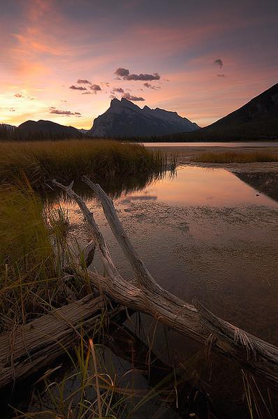Vermillion Lakes, Banff AB