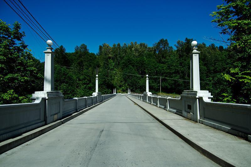 CONCRETE WA BRIDGE