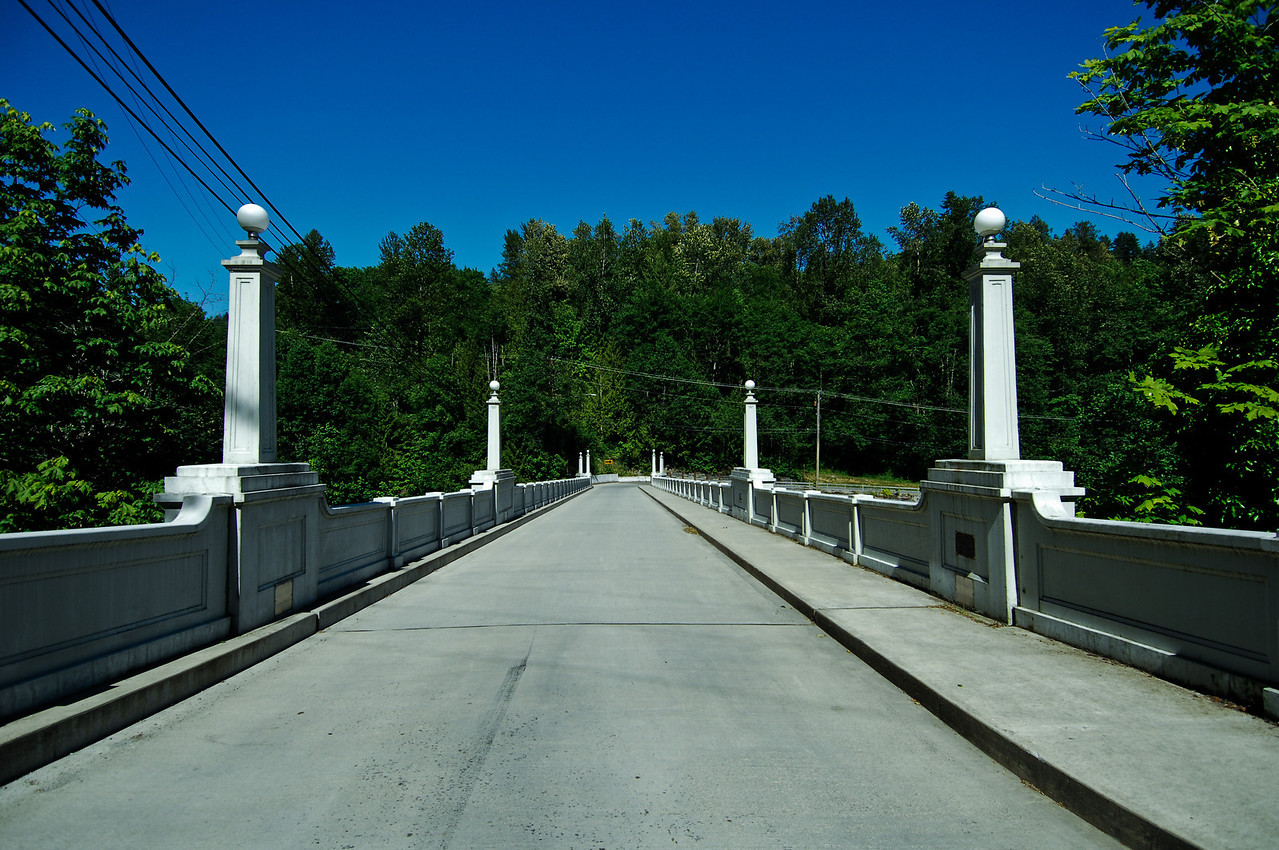 CONCRETE WA BRIDGE