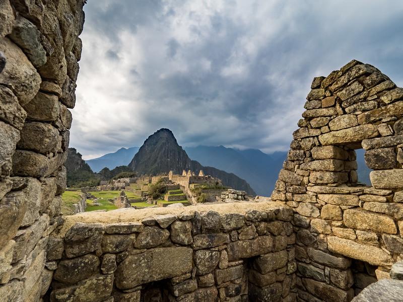 Machu Picchu architecture, Peru