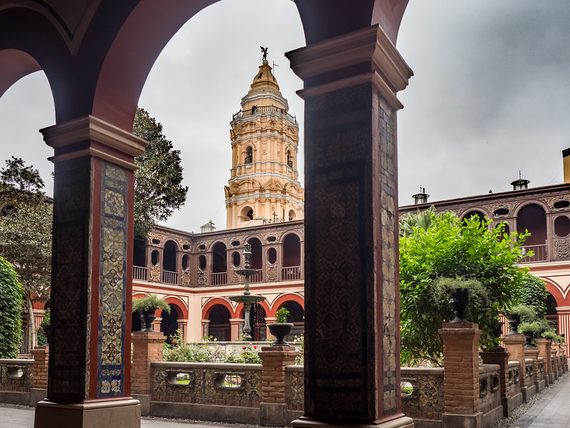 St. Dominic Priory, Lima