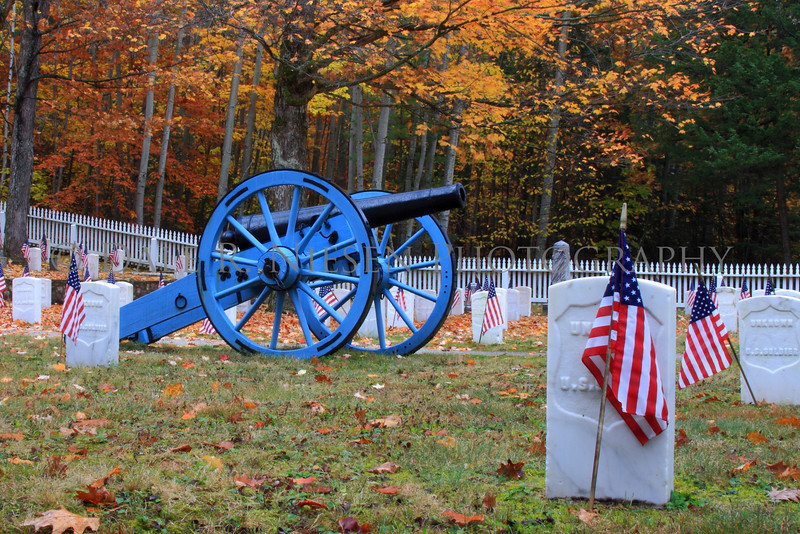 US Army Post Cemetery, Fort Mackinac,  Mackinac Island, Michigan