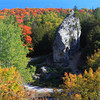 Sugar Loaf, Mackinac Island State Park, Mackinac Island, Michigan