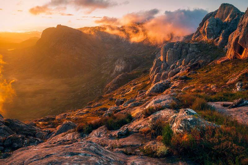 Parc National de l'Andringitra Sunrise