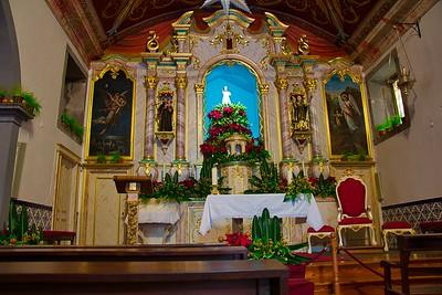 Church of Nossa Senhora do Livramento, Curral das Freiras