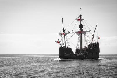 Pirate Ship Santa Maria
