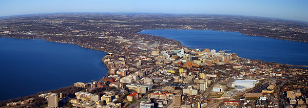 Madison Wisconsin Aerials