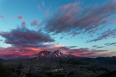 Mt St Helens (6/17/2018)