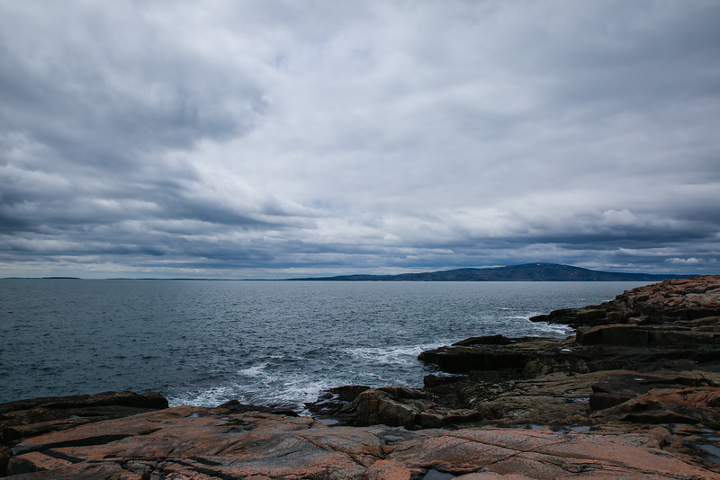 Schoodic Point and Mount Desert Island