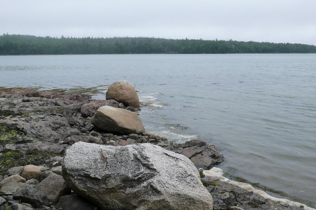 Boulders, Mason Bay