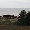 D.T. Sheridan Shipwreck, monhegan Island, Maine