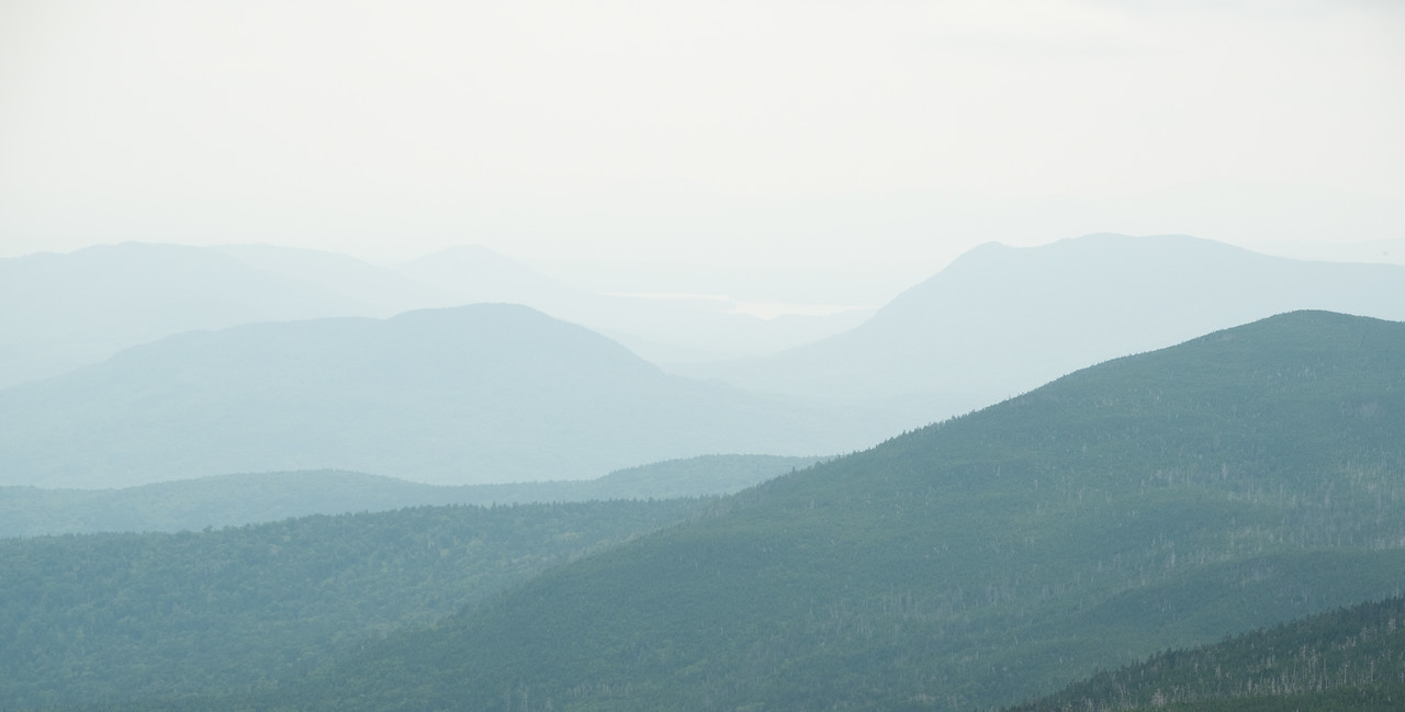View from White Mountain