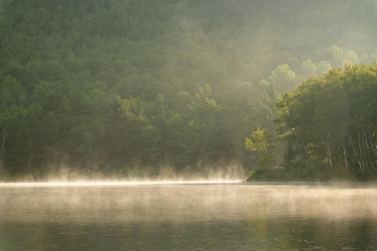 South Branch Ponds, Baxter State Park