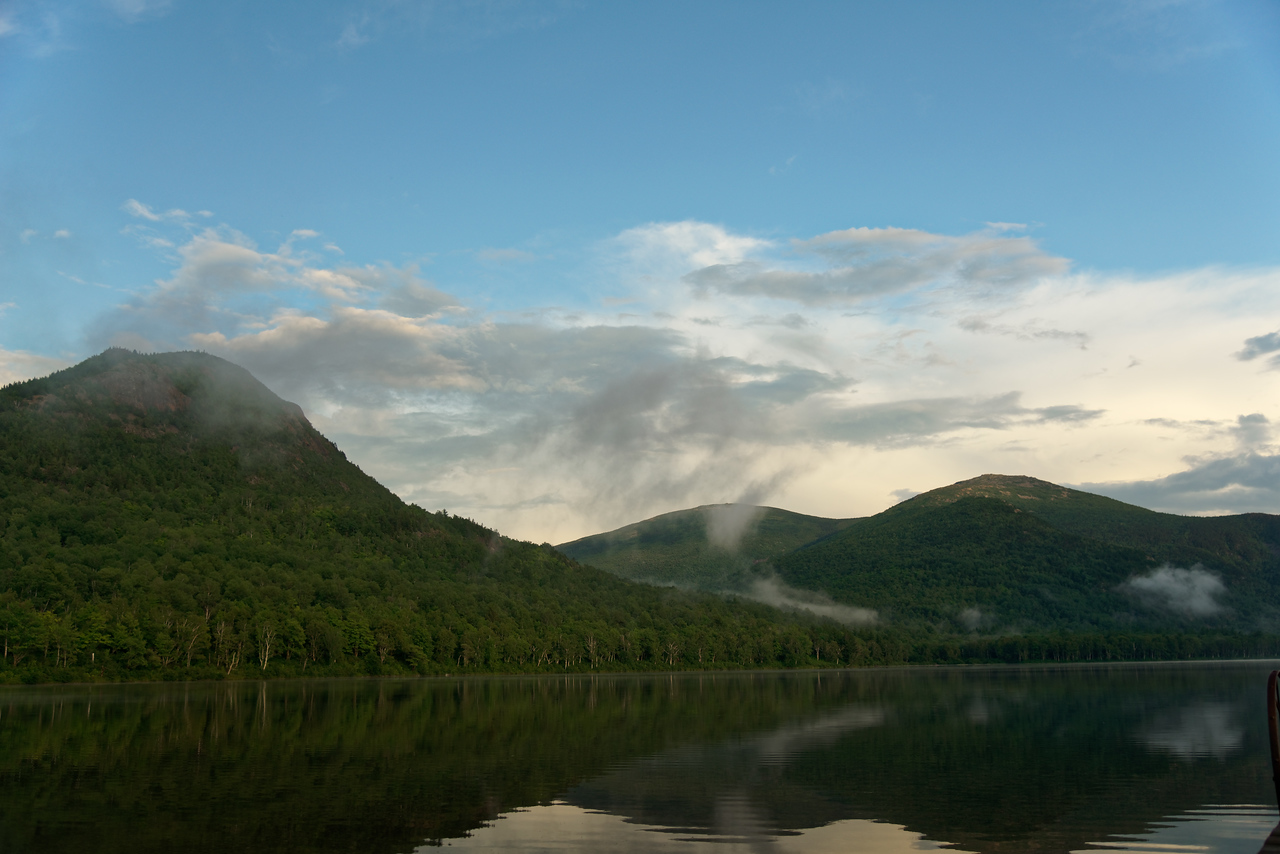 Upper South Branch Pond, Baxter State Park