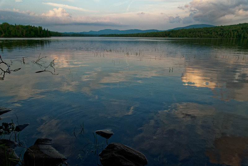 Long Pond, 100 Mile Wilderness