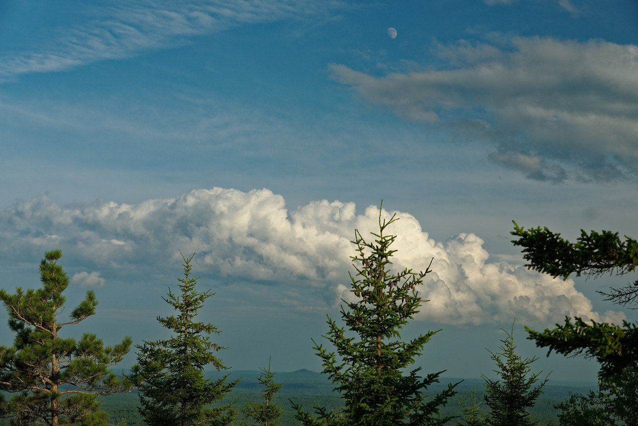 Horse Mountain trail, Baxter State Park