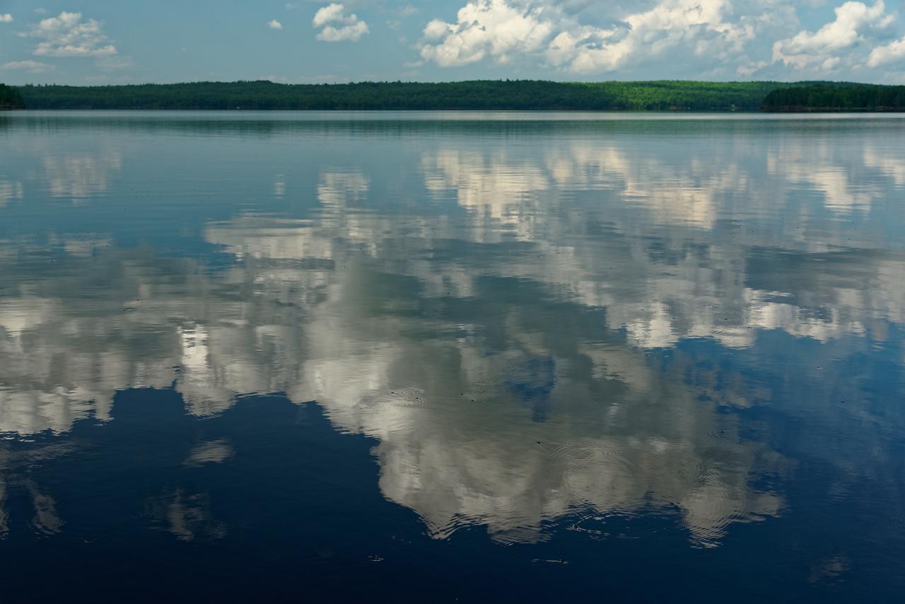 Grand Lake Matagamon, Baxter State Park