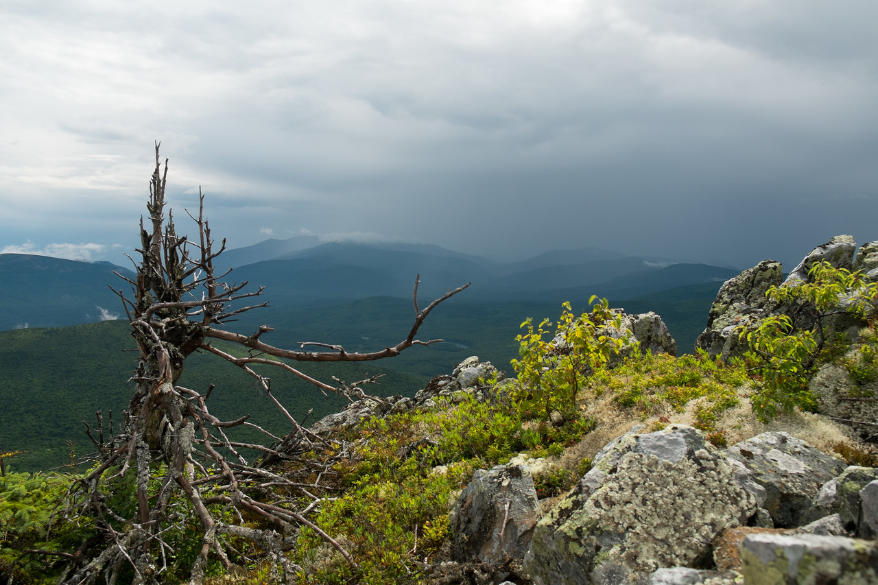 Traveller Mountain Loop, Baxter State Park