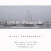 Camden Maine Boats (Fog)