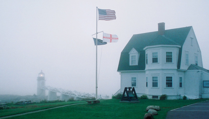 Marshall Point Light house