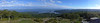 Panorama imaged from top of Battie with LX7