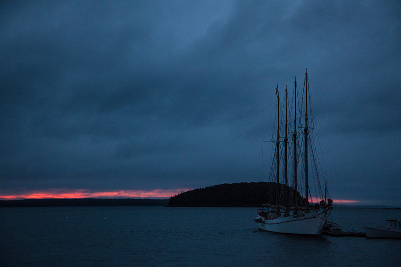 Another Sunrise at Bar Harbor