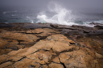 Schoodic Point, Acadia NP