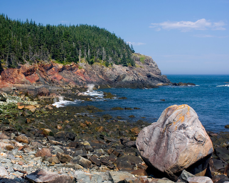Quoddy Boulder Beach
