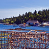 Stonington Harbor, Maine. This is located on Deer Island, on the southern most part of the Blue Hill Peninsula.