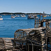 Stonington Harbor, Blue Hill Peninsula, Maine.