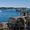 Stonington Harbor, Blue Hill Peninsula, Maine.