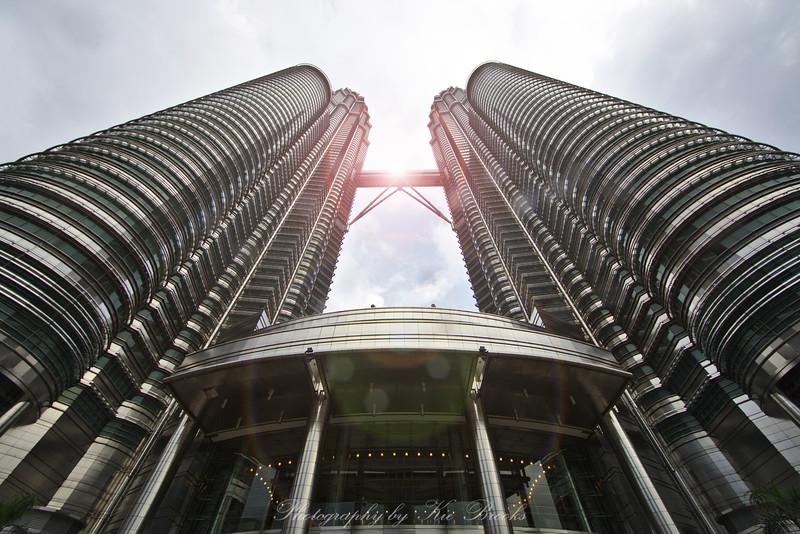 KLCC Twin Towers, Kuala Lumpur