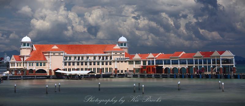 Swettenham Pier, Penang, Malaysia