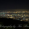 Panoramic view of Penang from Penang Hill, Penang, Malaysia