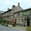 The beautiful village of Malham in the Yorkshire Dales