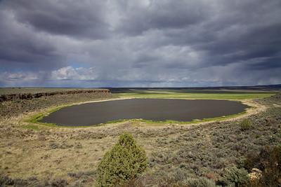 Krumbo Reservoir