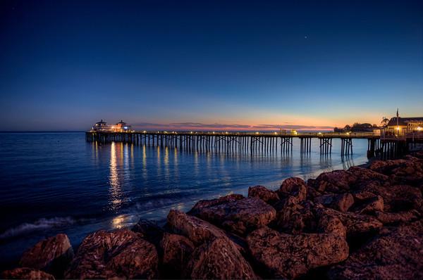 Malibu Pier 111413_8602
