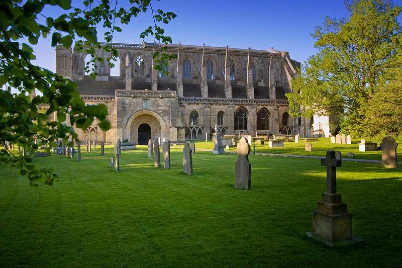 The Abbey Malmesbury,Wiltshire