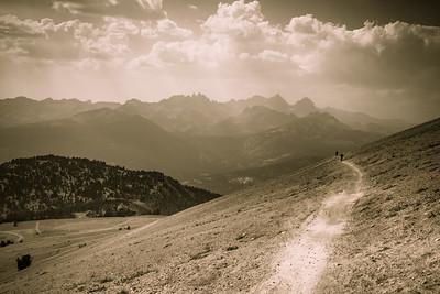 Bike Trail, Mammoth Mountain