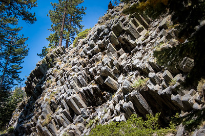 Devil's Postpile, Mammoth