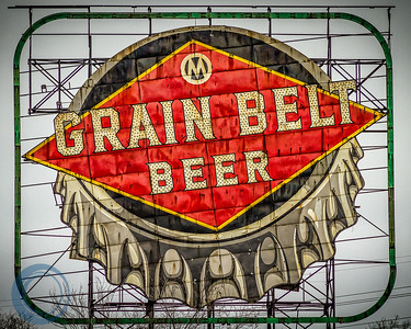 Grain Belt Bottlecap