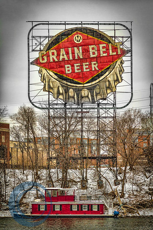 Grain Belt and Boat