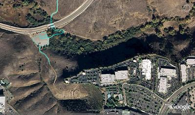 Penasquitos-LopezCyn Qualcomm Google Earth 10/03/04